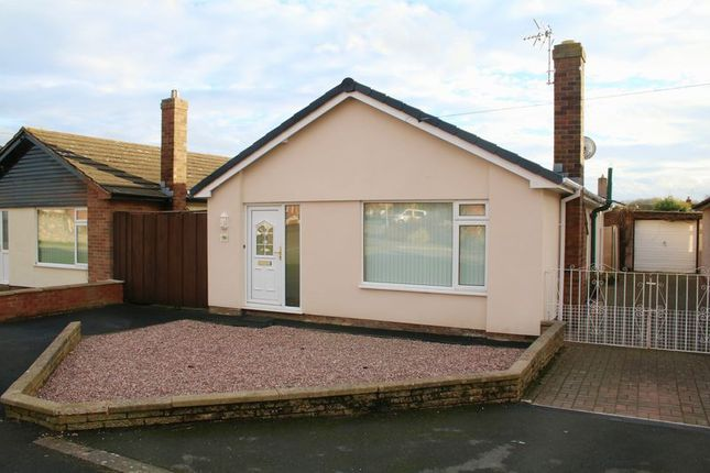 Thumbnail Detached bungalow to rent in Ashly Court, St. Asaph