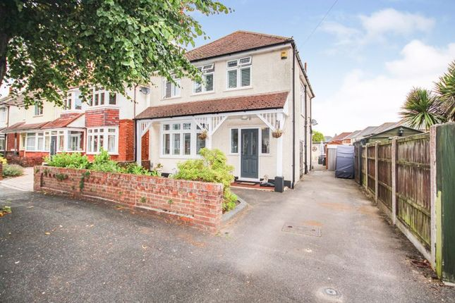 Thumbnail Detached house for sale in Grenfell Road, Winton, Bournemouth