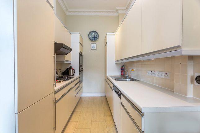 Kitchen of Randolph Crescent, Little Venice, London W9