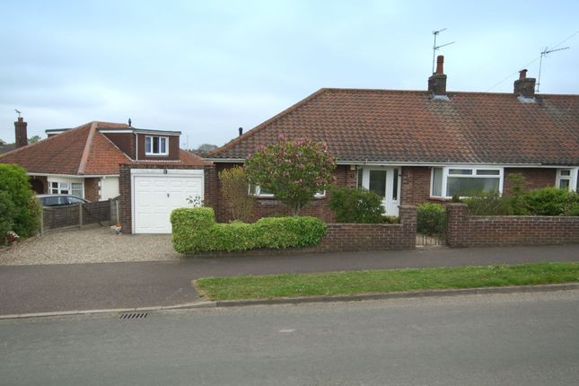 Thumbnail Bungalow for sale in Orchard Close, Thorpe St Andrew, Norwich