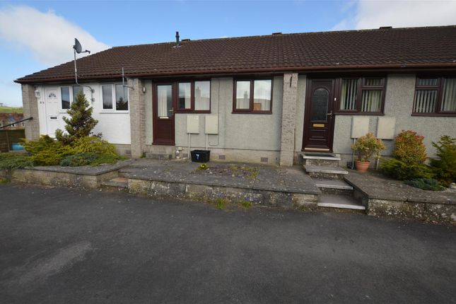 2 bedroom terraced bungalow for sale in Whitstone Road, Shepton Mallet