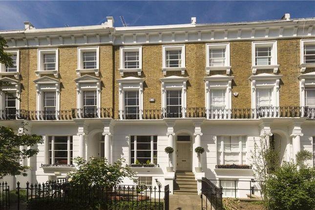 Thumbnail Terraced house for sale in Abbey Gardens, St John's Wood, London