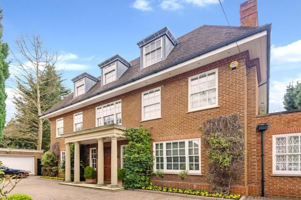 Thumbnail Detached house for sale in Sheldon Avenue, Kenwood, London