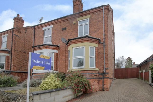 Semi-detached house for sale in Hardy Street, Kimberley, Nottingham