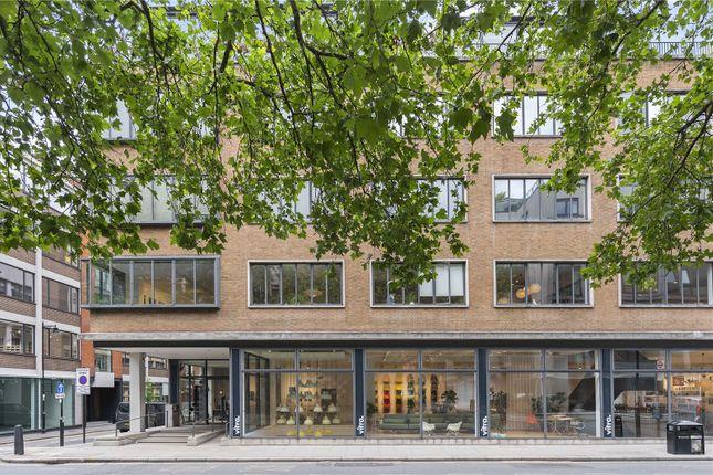 Exterior of Berry Street, London EC1V