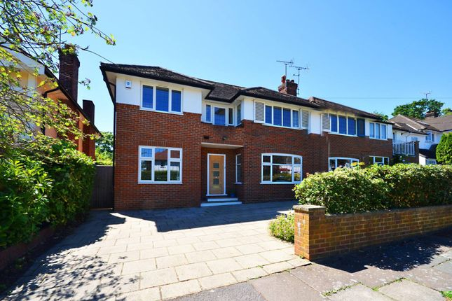 5 bed semi-detached house for sale in Ullswater Crescent, Kingston Vale, London SW15