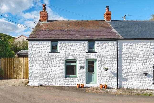 Thumbnail Semi-detached house for sale in Sennybridge, Brecon