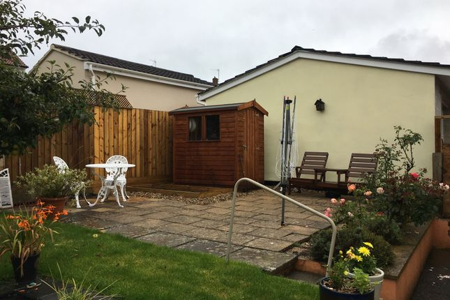 3 bed semi-detached bungalow to rent in Cotfield Close, Honiton EX14