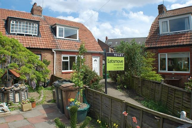 2 bed semi-detached bungalow to rent in Beverley Place, Wallsend NE28