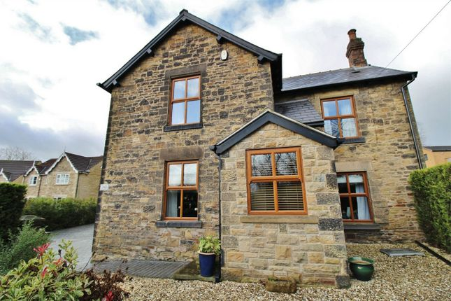 Thumbnail Detached house for sale in Lane End, Chapeltown, Sheffield, South Yorkshire