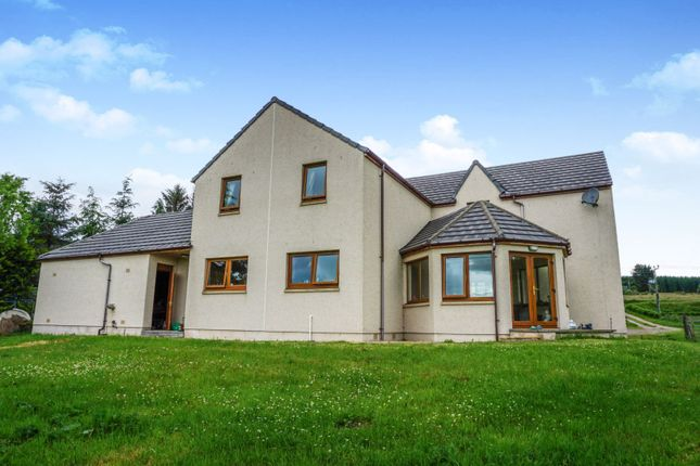 Thumbnail Detached house for sale in Orton, Fochabers