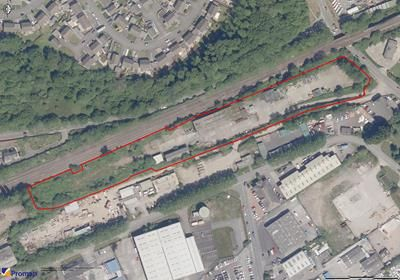 Thumbnail Land for sale in Former Depot Site, Coychurch Road, Coychurch, Bridgend