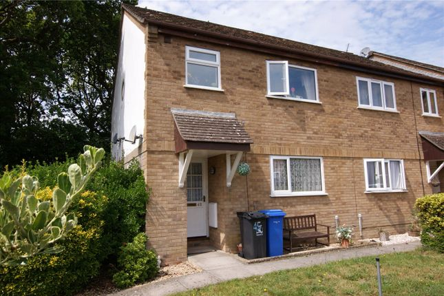 1 bed terraced house to rent in Primrose Gardens, Creekmoor, Poole, Dorset BH17