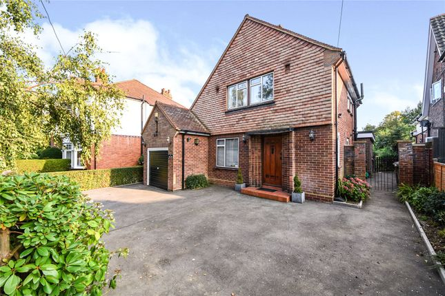 Thumbnail Detached house for sale in Tennyson Road, Hutton, Brentwood, Essex