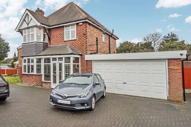 Thumbnail Detached house for sale in Sandhurst Avenue, Hodge Hill, Birmingham