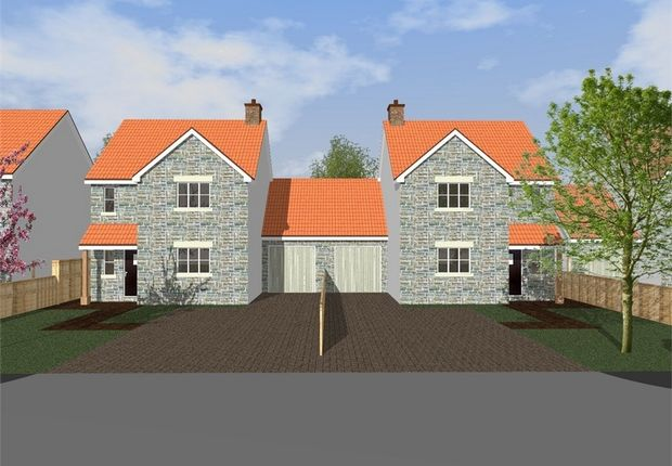Thumbnail Detached house for sale in Leigh Upon Mendip, Radstock, Somerset