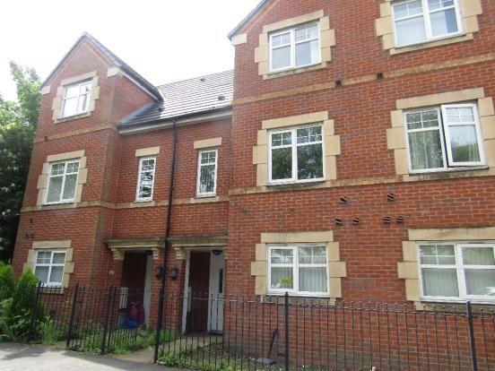 Thumbnail Town house to rent in Fleet Lane, St. Helens