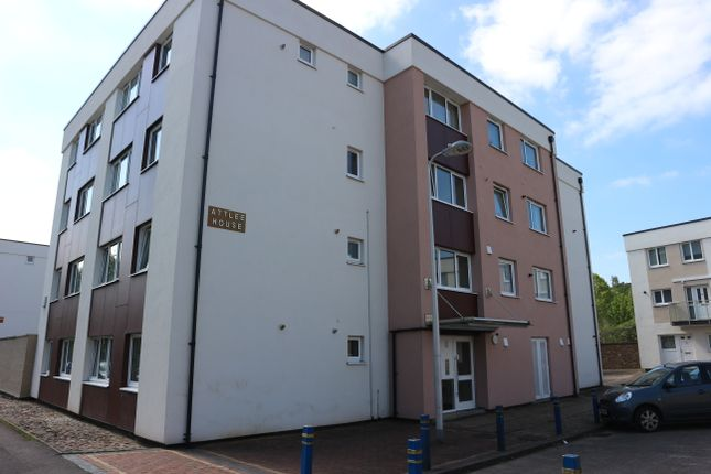 Thumbnail Maisonette for sale in Atlee House, Caedraw, Merthyr Tydfil