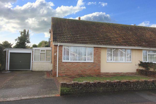Thumbnail Semi-detached bungalow for sale in Harman Avenue, Lympne