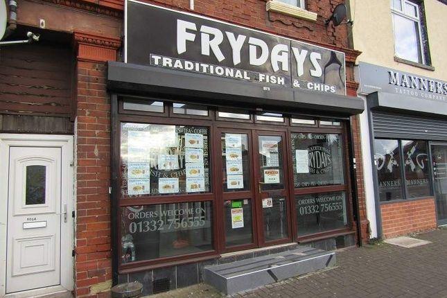 Thumbnail Retail premises for sale in 605 London Road, Alvaston