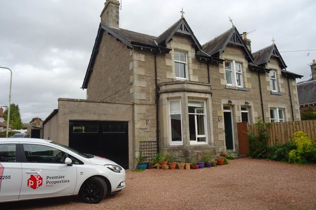 Thumbnail Semi-detached house to rent in Laurel Bank, Perth