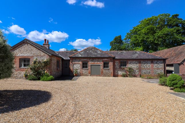 Thumbnail Detached bungalow for sale in Arlebury Park Barns, The Avenue, Alresford