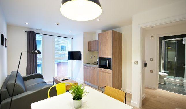 Thumbnail Flat to rent in 100 Charlotte St, Birmingham