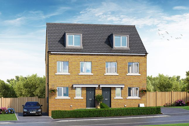 """3 bed property for sale in """"The Bamburgh"""" at Moorside Road, Eccleshill, Bradford BD2"""