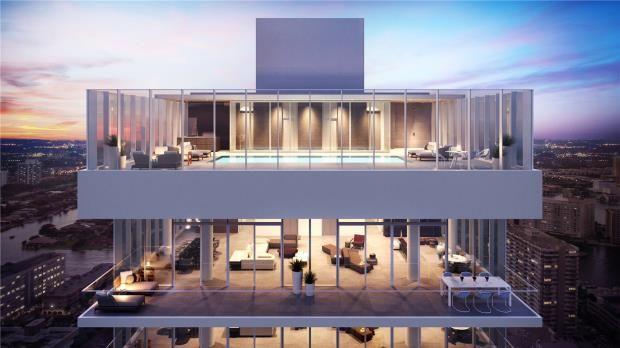 Thumbnail Apartment for sale in 2000 Ocean, 2000 S Ocean Drive, Hallandale Beach, Florida, 33009