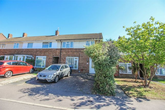 Thumbnail End terrace house for sale in Carters Mead, Harlow, Essex