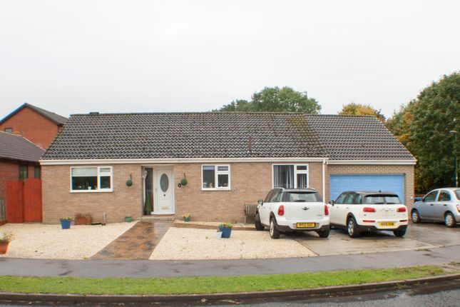 Thumbnail Bungalow for sale in Lowther Drive, Newton Aycliffe