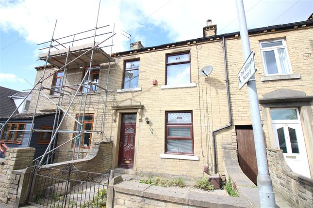 Thumbnail Terraced house for sale in Thornhill Road, Rastrick