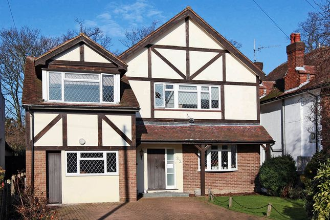 Thumbnail Detached house for sale in Cavendish Drive, Edgware