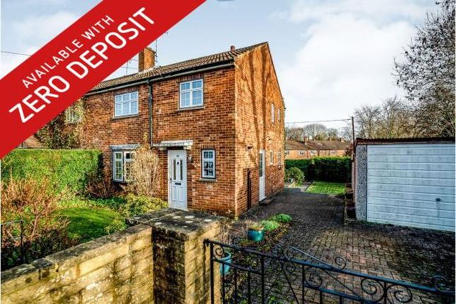Thumbnail Semi-detached house to rent in Cavendish Close, Amersham
