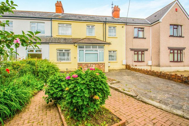 Thumbnail Terraced house for sale in Mervyn Road, Whitchurch, Cardiff