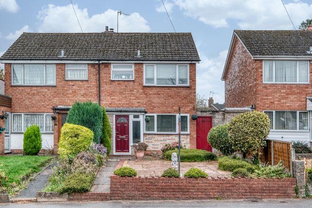 Thumbnail Semi-detached house to rent in Stourbridge Road, Bromsgrove