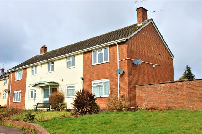 Thumbnail Flat to rent in Prince Charles Road, Stoke Hill, Exeter, Devon