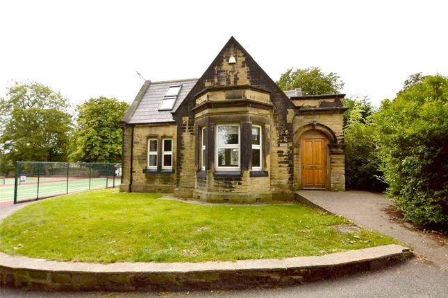 Thumbnail Detached house for sale in Westroyd Park Lodge, New Street, Farsley, Pudsey, West Yorkshire