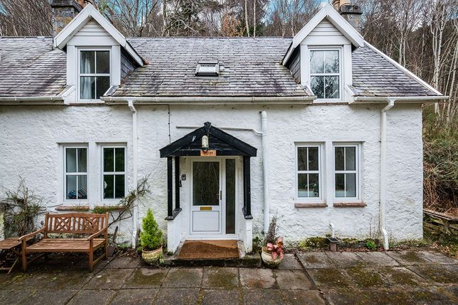 Thumbnail 2 bed semi-detached house for sale in Invermoriston, Inverness
