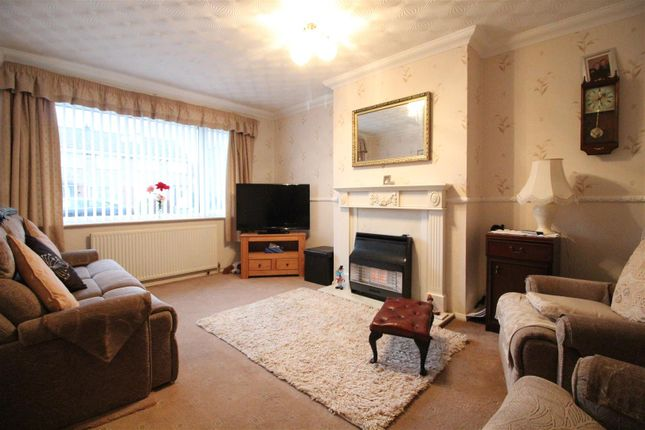 Living Room of Stanbury Road, Hull HU6