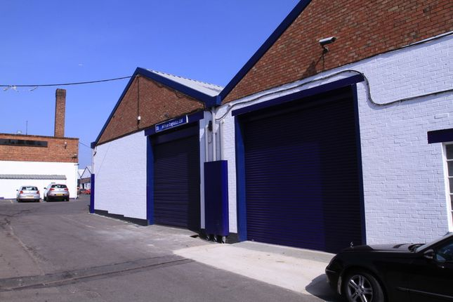 Thumbnail Industrial to let in Staples Corner Business Park, Edgware Road, London