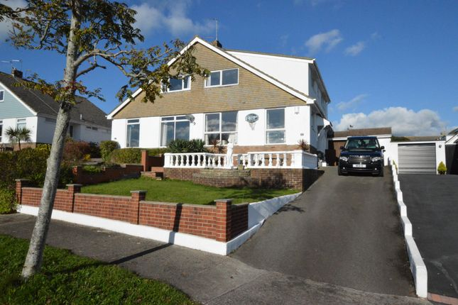 Thumbnail Semi-detached house for sale in Broadpark Road, Torquay
