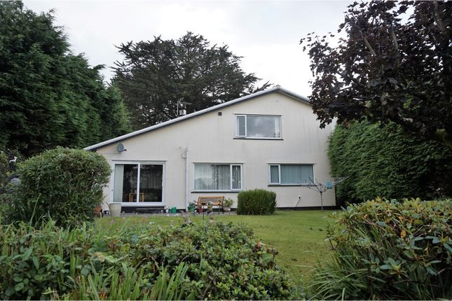 Thumbnail Detached house for sale in Cross Lane, Bodmin