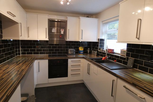 Thumbnail Semi-detached house for sale in Milton View, Wood Bank Terrace, Mossley, Ashton-Under-Lyne