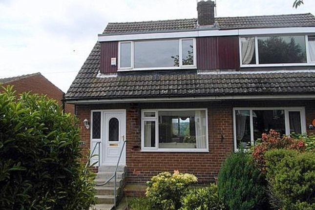 Thumbnail Semi-detached house to rent in Ridgeway, Shipley
