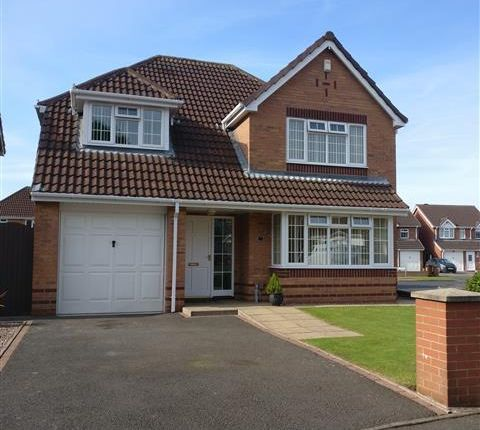 Thumbnail Property to rent in Elford Grove, Bilston