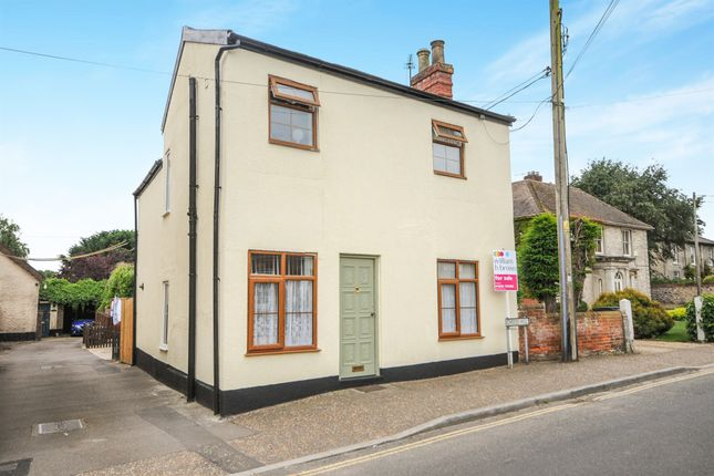 Thumbnail Detached house for sale in Cheese Hill, East Harling, Norwich