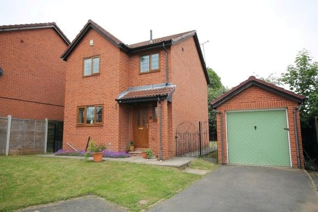 Thumbnail Detached house to rent in Torrani Way, North Wingfield, Chesterfield