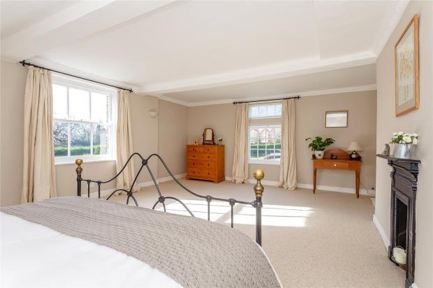 Master Bedroom of High Street, Malpas SY14