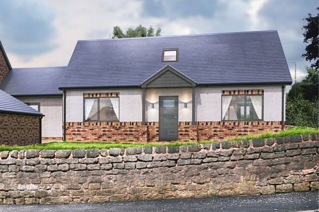 Thumbnail Bungalow for sale in New Bungalow At West End, Barlborough